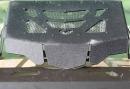 Вынос радиатора для CF Moto CF800-X8