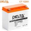 Аккумулятор  Delta CT 1220.1 YT19L-BS