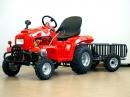 Мини трактор 110 куб.см