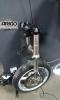 Передняя вилка на мотоцикл Suzuki gsxr 750 2002