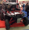 Кенгурин на Polaris RZR800/800S/900XP