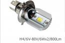 Светодиодная лампа для мотоцикла H4