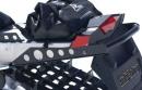 Задний бампер для снегоходов Ski-Doo SDRB250-AL