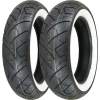 Моторезина Shinko 100/90-19 SR777 Whitewall Передняя