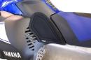 Накладки на консоль снегохода Ямаха (YMKP400-BK)