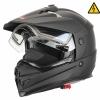 Шлем с электростеклом XTR черный матовый
