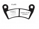 Тормозные колодки EBC на Polaris FA452R
