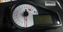 Приборная панель Suzuki gsxr 750