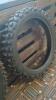 Kings tire 110/90-19 Шипованное колесо
