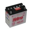 Мото аккумулятор Nitro YB9L-A