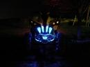 Комплект диодной подсветки на атв