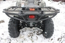Бампер задний на YAMAHA Grizzly 700 550