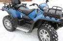 Багажник задний на Sportsman 850 H.O. Touring EFI
