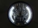 Фара на мотоцикл ксенон чоппер диодная LED