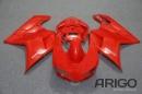 Комплект пластика для мотоцикла Ducati 1098 Красный
