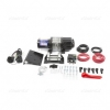 Лебедка электрическая KIMPEX 3500 со сталь трос