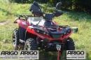 Квадроцикл LINHAI YAMAHA ATV400-2D 4x4 полный привод