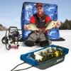 Тент-палатка для саней Large Ice Camo (2456)
