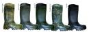 Сапоги зимние NAT'S COMPASS FOAM (пеноматериал), зеленый