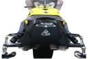 Фартук защиты для снегохода Ski-Doo Rev (SDFP200-YLW)