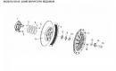 Шайба контровочная трансмиссии Буран